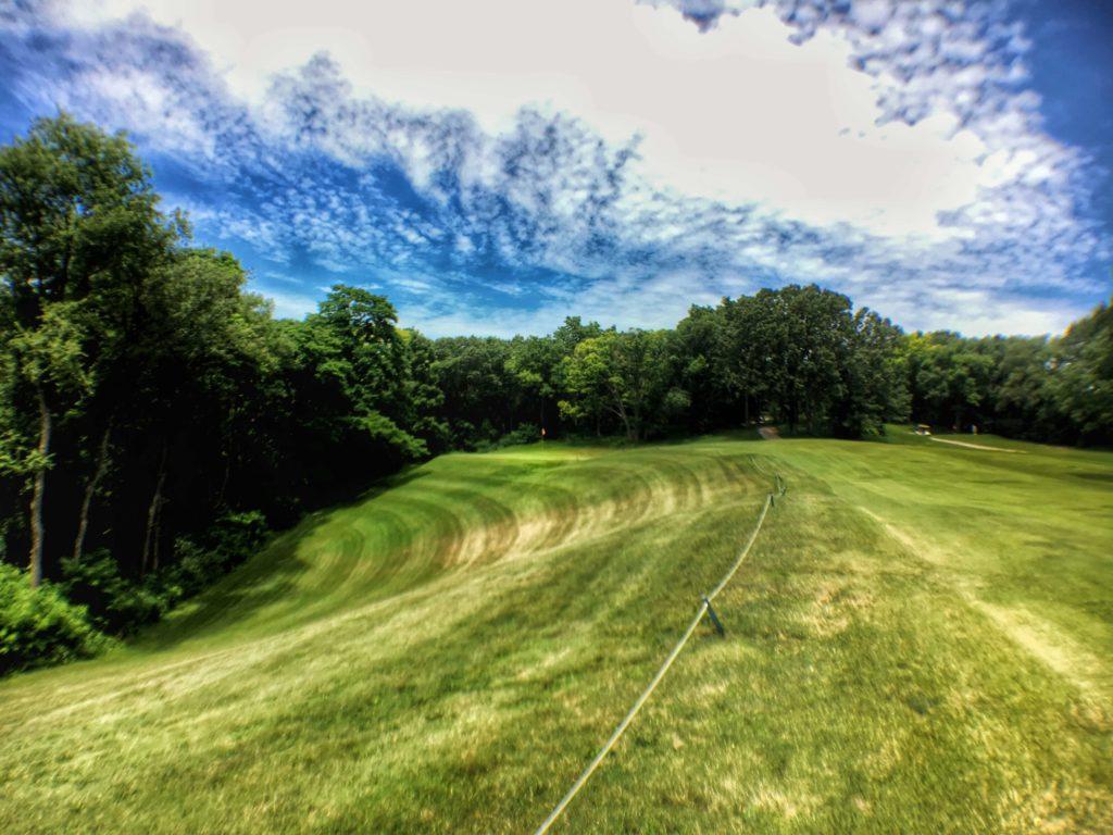 Eagle Springs Golf Resort - Hole 4 - Approach