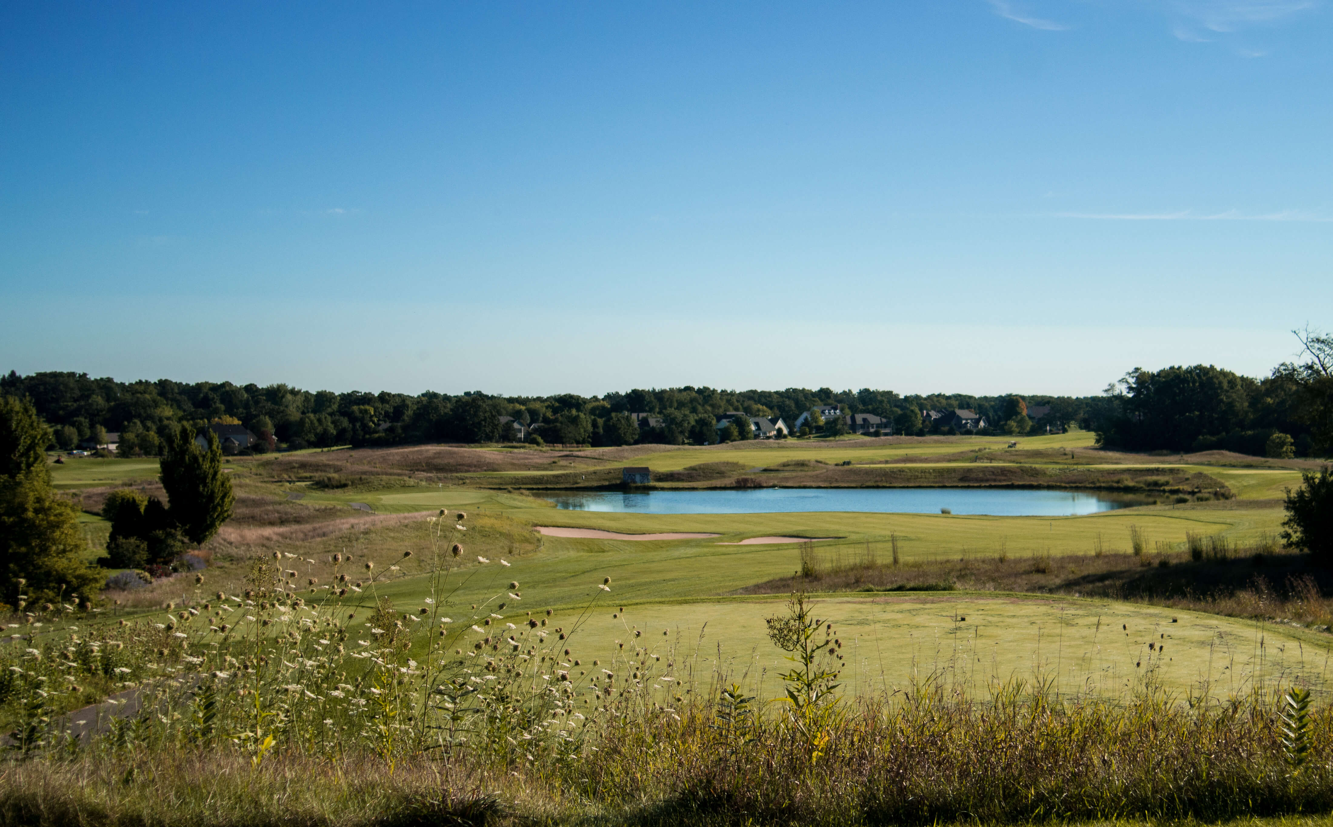 Broadlands Golf Club 2016-08-23-Hole 3-819030